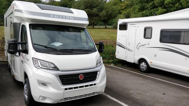 rapido 690 f neuf de 2018 ducato camping car en vente thaon les vosges vosges 88. Black Bedroom Furniture Sets. Home Design Ideas