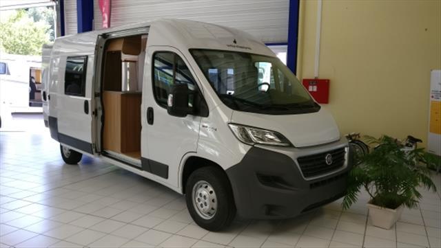 weinsberg caratour 601 mq neuf de 2017 fiat camping car en vente thaon les vosges vosges. Black Bedroom Furniture Sets. Home Design Ideas
