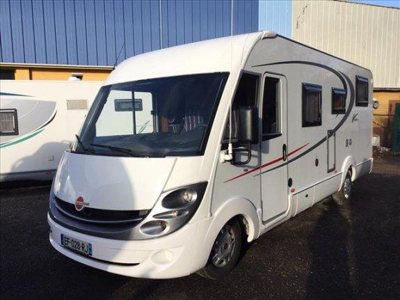 cote argus b rstner viseo i 694 g l 39 officiel du camping car. Black Bedroom Furniture Sets. Home Design Ideas