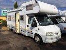 achat camping-car Burstner A 574-3