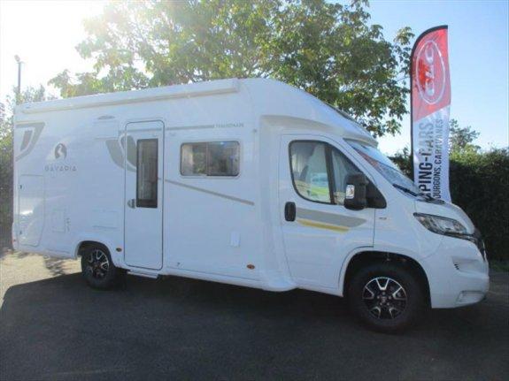 Neuf Bavaria T 696 D Nomade vendu par CLC WATTELLIER