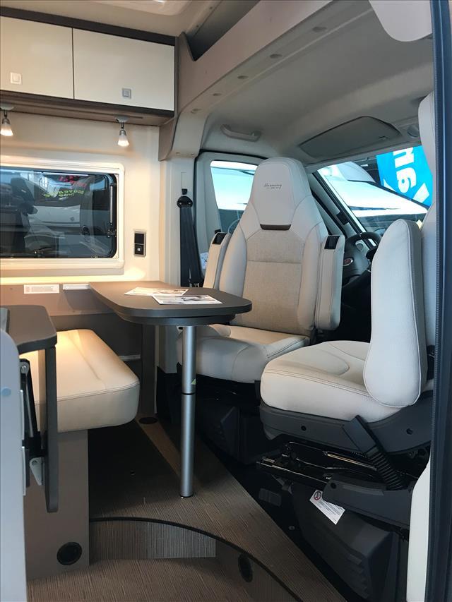 burstner city car c 600 harmony line neuf de 2019 - ducato