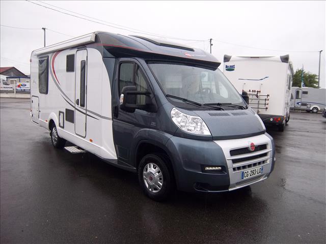 burstner nexxo t 740 occasion de 2012 fiat camping car en vente erquery oise 60. Black Bedroom Furniture Sets. Home Design Ideas