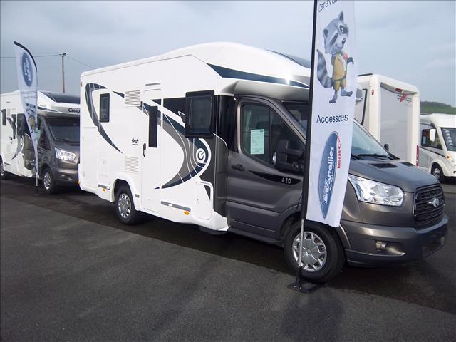 chausson korus 610 neuf de 2017 ford camping car en vente erquery oise 60. Black Bedroom Furniture Sets. Home Design Ideas