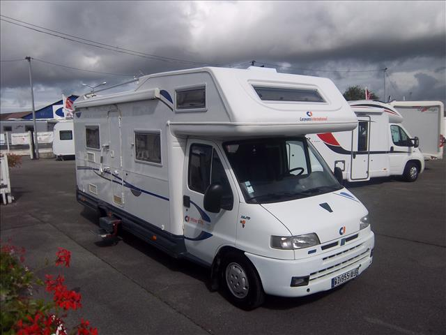 Ci mizar garage occasion de 2002 ducato camping car en for Client mystere garage automobile