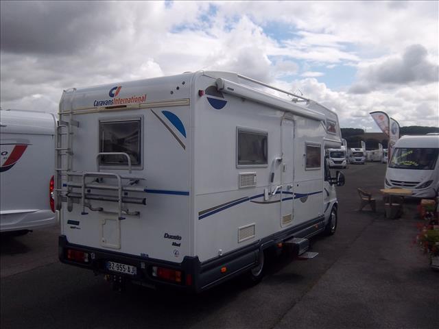 Ci mizar garage occasion de 2002 ducato camping car en for Location garage caravane