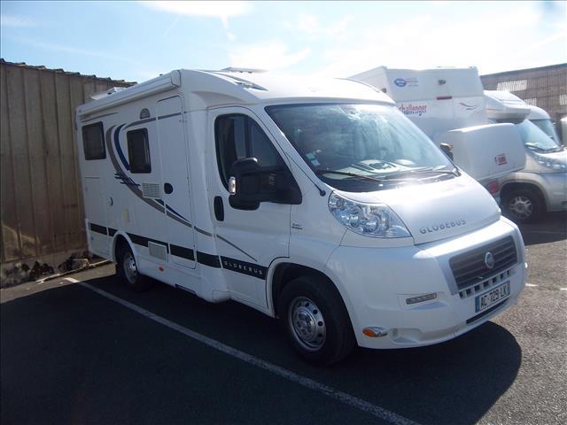 dethleffs globebus occasion de 2009 fiat camping car en vente erquery oise 60. Black Bedroom Furniture Sets. Home Design Ideas