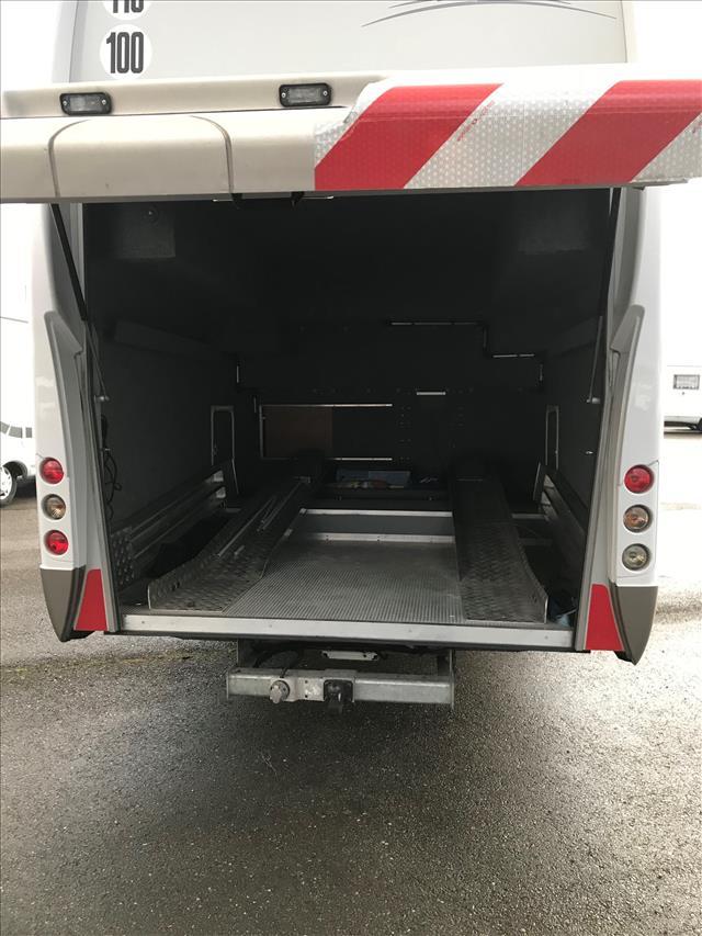 frankia i 920 qd car occasion de 2012 iveco camping car en vente erquery oise 60. Black Bedroom Furniture Sets. Home Design Ideas