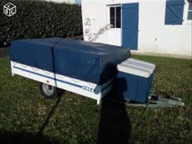 frac pliante occasion de 1996 caravane en vente erquery oise 60. Black Bedroom Furniture Sets. Home Design Ideas