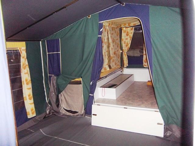 raclet cortina occasion de 2001 caravane en vente erquery oise 60. Black Bedroom Furniture Sets. Home Design Ideas