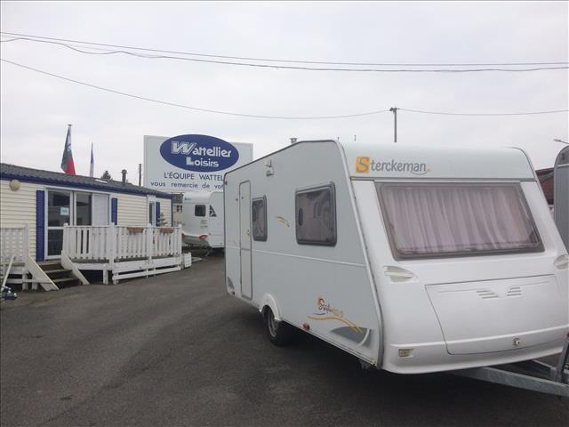 sterckeman star plus 450 cp confort occasion de 2001 caravane en vente erquery oise 60. Black Bedroom Furniture Sets. Home Design Ideas