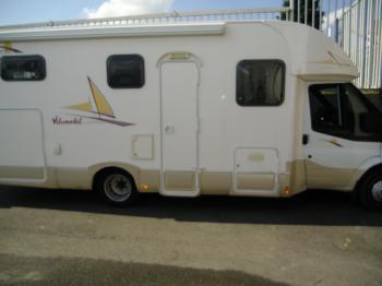 Camping Car A St Nicolas Les Arras
