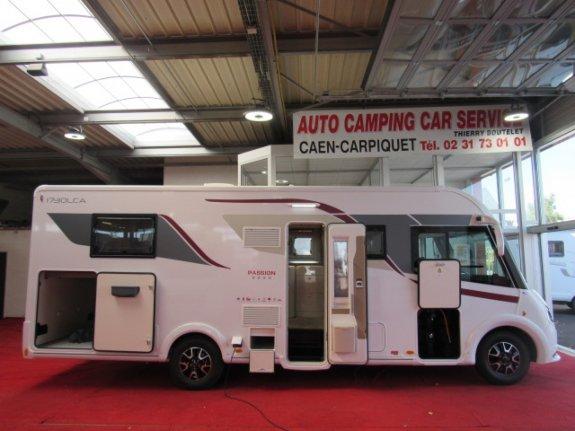 Neuf Autostar I 730 LCA Passion vendu par AUTO CAMPING CAR SERVICE