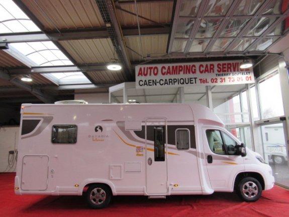 Neuf Bavaria T 726 Intense vendu par AUTO CAMPING CAR SERVICE