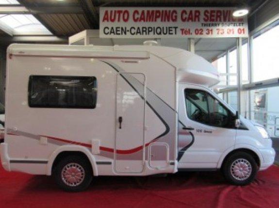 cote argus challenger genesis 100 l 39 officiel du camping car. Black Bedroom Furniture Sets. Home Design Ideas