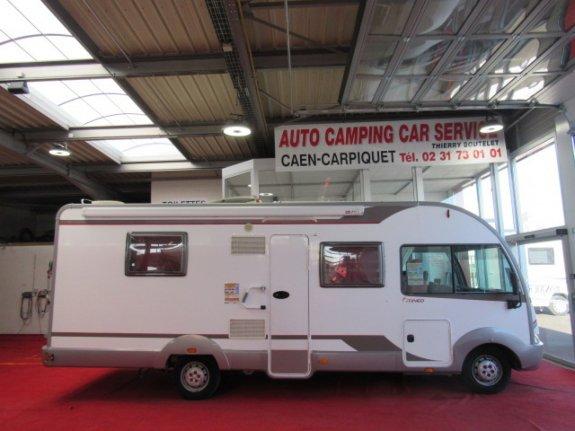 Occasion Itineo I 720 Cd vendu par AUTO CAMPING CAR SERVICE