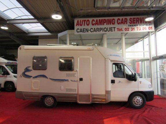 Occasion Rimor Bluecamp Sky 2000 vendu par AUTO CAMPING CAR SERVICE