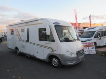 bavaria i 740 lc occasion de 2014 fiat camping car en vente caen breteville sur odon. Black Bedroom Furniture Sets. Home Design Ideas