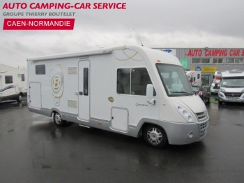 bavaria i 740 occasion porteur fiat 2 3 jtd 130 cv camping car vendre en calvados 14 ref. Black Bedroom Furniture Sets. Home Design Ideas