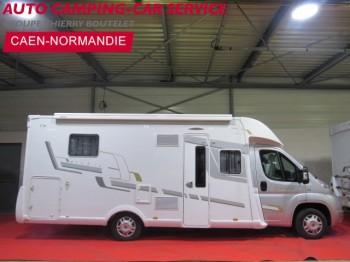 bavaria t 74 occasion de 2014 fiat camping car en vente caen breteville sur odon. Black Bedroom Furniture Sets. Home Design Ideas