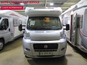 challenger 119 occasion de 2012 fiat camping car en vente caen breteville sur odon. Black Bedroom Furniture Sets. Home Design Ideas