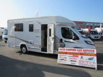 challenger genesis 288 eb neuf de 2017 fiat camping car en vente caen breteville sur. Black Bedroom Furniture Sets. Home Design Ideas