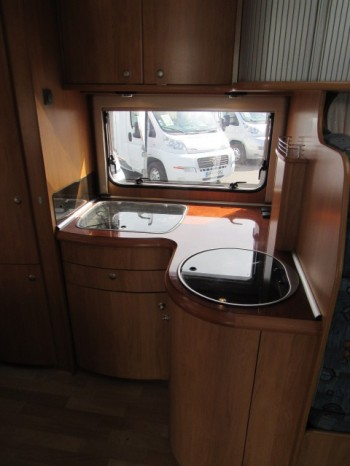 hobby 650 occasion de 2006 ford camping car en vente caen breteville sur odon calvados. Black Bedroom Furniture Sets. Home Design Ideas