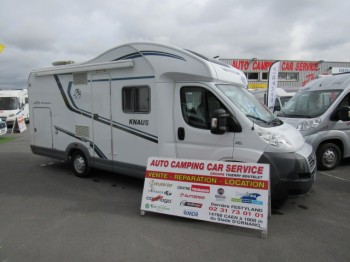 knaus sky wave 650 mg occasion de 2011 fiat camping car en vente caen breteville sur. Black Bedroom Furniture Sets. Home Design Ideas