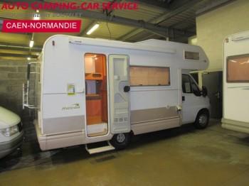 moncayo halcon 360 occasion de 2000 fiat camping car en vente caen breteville sur odon. Black Bedroom Furniture Sets. Home Design Ideas
