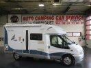 Occasion Hobby Siesta 555 vendu par AUTO CAMPING CAR SERVICE