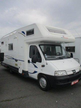 Cote argus ci mizar 180 l 39 officiel du camping car for Cote argus reprise garage