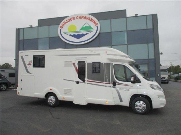 Neuf Rapido 686 F vendu par BONJOUR CARAVANING 35