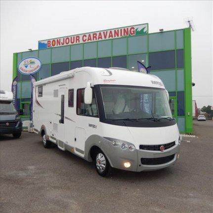 Neuf Rapido 8090 Df vendu par BONJOUR CARAVANING 35