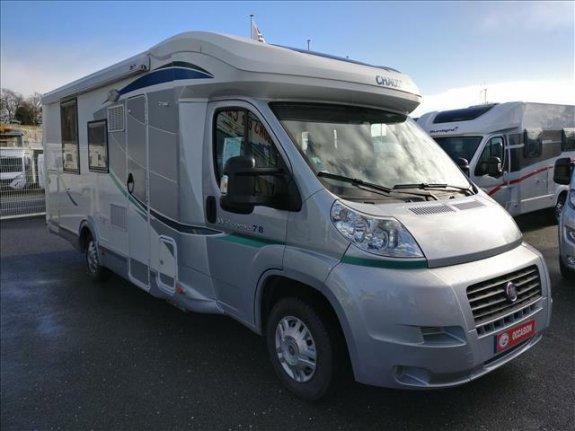 cote argus chausson welcome 78 l 39 officiel du camping car. Black Bedroom Furniture Sets. Home Design Ideas