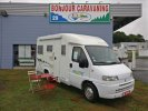 achat camping-car Pilote Pacific 32