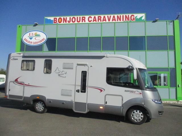 rapido 992 occasion de 2011 mercedes camping car en vente guidel morbihan 56. Black Bedroom Furniture Sets. Home Design Ideas