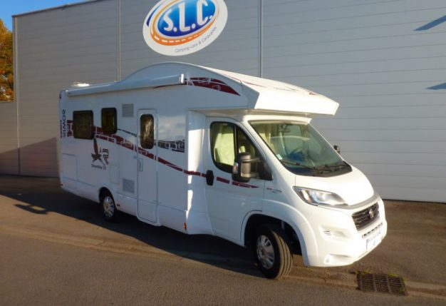 rimor silver line 17 occasion de 2017 fiat camping car en vente st etiennne de montluc. Black Bedroom Furniture Sets. Home Design Ideas