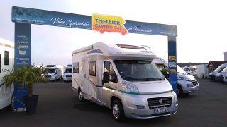 Chausson Flash 06 Lit Pavillon