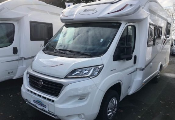 Neuf Mc Louis Mc 4 68 Diamond vendu par CARAVANING CENTRAL NANTES - ATLANTIQUE CAMPING-CAR