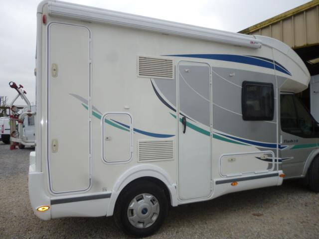 chausson flash 10 occasion de 2013 autres camping car en vente louvroil nord 59. Black Bedroom Furniture Sets. Home Design Ideas