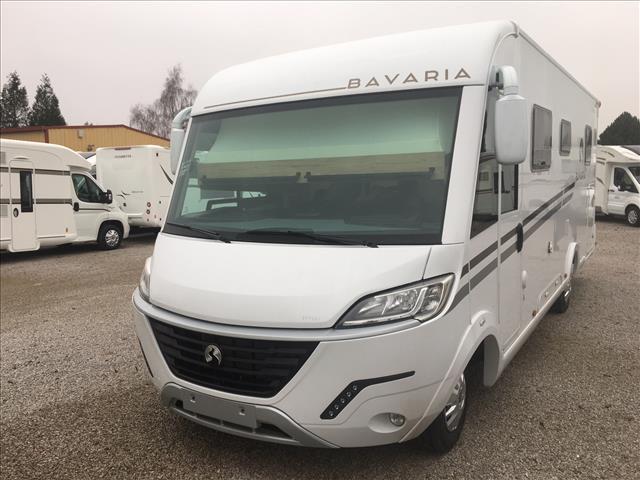 bavaria i740fc neuf porteur autres diesel camping car vendre en nord 59 ref 102972. Black Bedroom Furniture Sets. Home Design Ideas