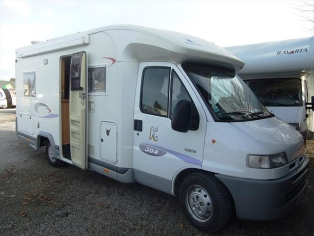 challenger 304 occasion de 2001 citroen camping car en vente seclin nord 59. Black Bedroom Furniture Sets. Home Design Ideas