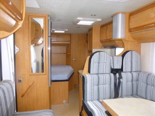 fleurette migrateur 73 ld occasion de 2008 citroen camping car en vente seclin nord 59. Black Bedroom Furniture Sets. Home Design Ideas