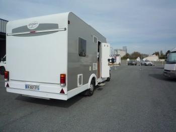 eriba car 400 x occasion de 2011 fiat camping car en vente tonnay charente charente. Black Bedroom Furniture Sets. Home Design Ideas