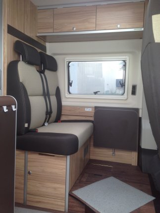 Occasion Hymer Grand Canyon vendu par INTER SERVICE LOISIRS