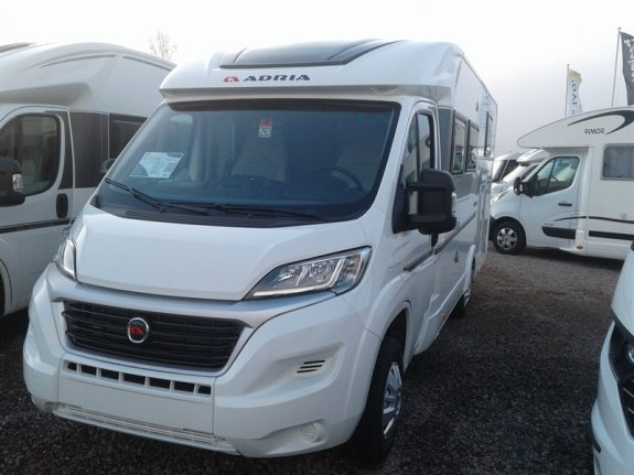 Neuf Adria Compact Plus Dl vendu par BRITWAYS CAR ST-BRIEUC