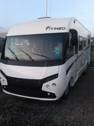 Neuf Itineo Mb 740 vendu par BRITWAYS CAR ST-BRIEUC