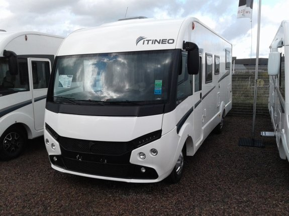 Neuf Itineo Mc 740 vendu par BRITWAYS CAR ST-BRIEUC