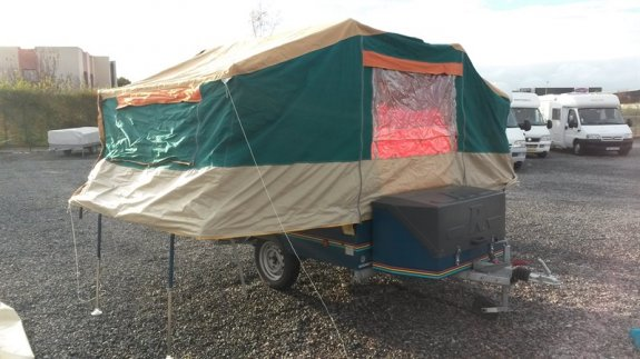 Raclet Caravane