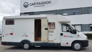 Camping Car Cap Passion Merignac